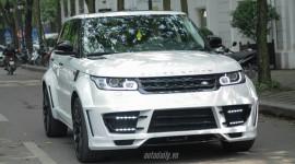 Range Rover Sport cực ngầu với gói độ Lumma CLR SR tại Hà Nội