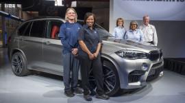 BMW sản xuất chiếc xe thứ ba triệu xe ở South Carolina