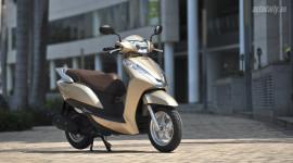 Honda LEAD 2015: Thêm màu mới để khẳng định ngôi vương