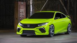 """Honda """"gây bão"""" khi trình làng """"ultra-sporty Civic Concept"""""""