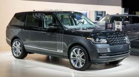 """Chiêm ngưỡng """"hàng khủng"""" Range Rover SVAutobiography"""