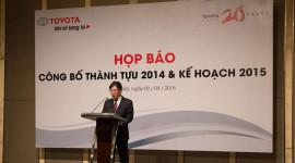 """Toyota sắp ra quyết định """"sống còn"""" tại Việt Nam"""