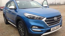 Hyundai Tucson 2016 sẵn sàng tới tay khách hàng