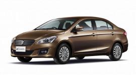 Suzuki Ciaz hoàn toàn mới ra mắt tại Thái Lan