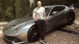 """""""Sao"""" Fast & Furious 7 tậu siêu xe Ferrari F12 Berlinetta"""