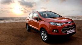 Ford EcoSport xếp hạng cao nhất về chất lượng