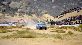 Giải đua xe địa hình trên cát: Dấu ấn đẹp