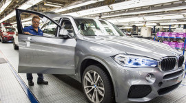 BMW lập kỷ lục doanh số trong tháng 3
