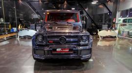 """""""Chiến binh"""" Mercedes G65 AMG độ 800 mã lực"""