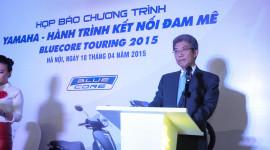 Yamaha chính thức khởi động Hành trình kết nối đam mê 2015