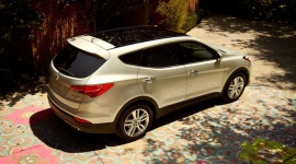 Hyundai Santa Fe Sport: SUV tốt nhất giá dưới 25.000 USD