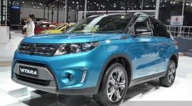 Suzuki Vitara 2015 ra mắt triển lãm Thượng Hải