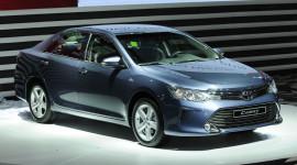 Chính thức ra mắt, Toyota Camry 2015 có giá từ 1,078 tỷ đồng