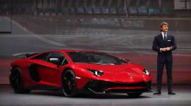 Lamborghini chỉ sản xuất 600 siêu xe Aventador SV