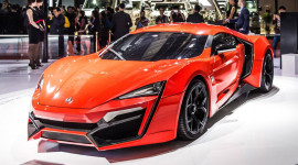 Soi kĩ siêu xe giá 3,4 triệu USD tại triển lãm Thượng Hải