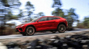 """Siêu SUV Lamborghini Urus vẫn chưa được """"bật đèn xanh"""" để sản xuất"""