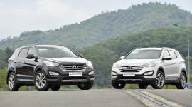 """""""Hàng nóng"""" Hyundai SantaFe 5 chỗ ra mắt, giá 999 triệu đồng"""