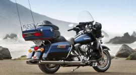 """Môtô """"khủng"""" Harley Davidson ở Việt Nam bị triệu hồi"""