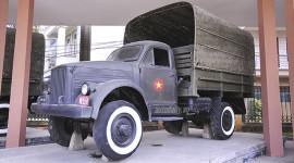 """Ngắm xe tải """"siêu bền"""" thời Điện Biên"""