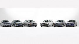 BMW 3-Series bước sang tuổi 40