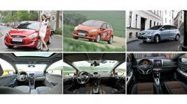 3 mẫu xe hatchback cho phụ nữ đô thị