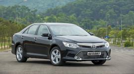 Toyota Camry 2015: Những cải tiến đột phá
