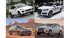 Dưới 4 tỷ đồng, chọn SUV hạng sang nào?