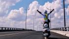 """Tiết kiệm nhiên liệu - Lợi thế đáng nể khi đi """"phượt"""" của Yamaha Grande"""