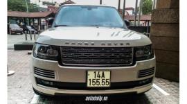 Ngắm xế sang Range Rover giá hơn 10 tỷ biển tứ quý tại Quảng Ninh