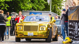 Những hình ảnh ấn tượng 3 chặng đầu hành trình Gumball 3000 2015