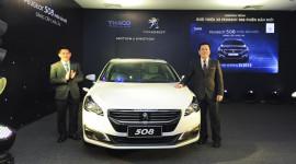 """""""Chốt"""" giá 1,42 tỷ đồng, Peugeot 508 có gì mới?"""