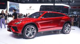 """Lamborghini SUV được """"bật đèn xanh"""", ra mắt năm 2018"""