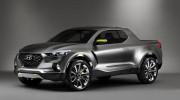Hyundai Santa Cruz sẽ được phát triển dựa trên Tucson