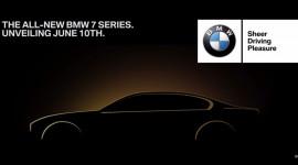 BMW 7-Series thế hệ mới sẽ ra mắt vào tuần tới