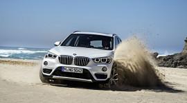 Diện kiến BMW X1 2016