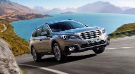 Subaru Outback thế hệ mới – Mỗi chuyến đi là một điều kỳ diệu