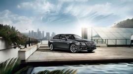 BMW 5-Series Grace Line bản đặc biệt trình làng