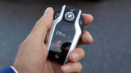 Khám phá chìa khóa siêu thông minh của BMW 7-Series 2016