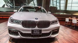 BMW 7-Series M Sport 2016 trình làng