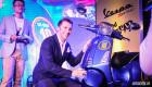 Chiêm ngưỡng Vespa Sprint phiên bản Del Piero giá 350 triệu đồng