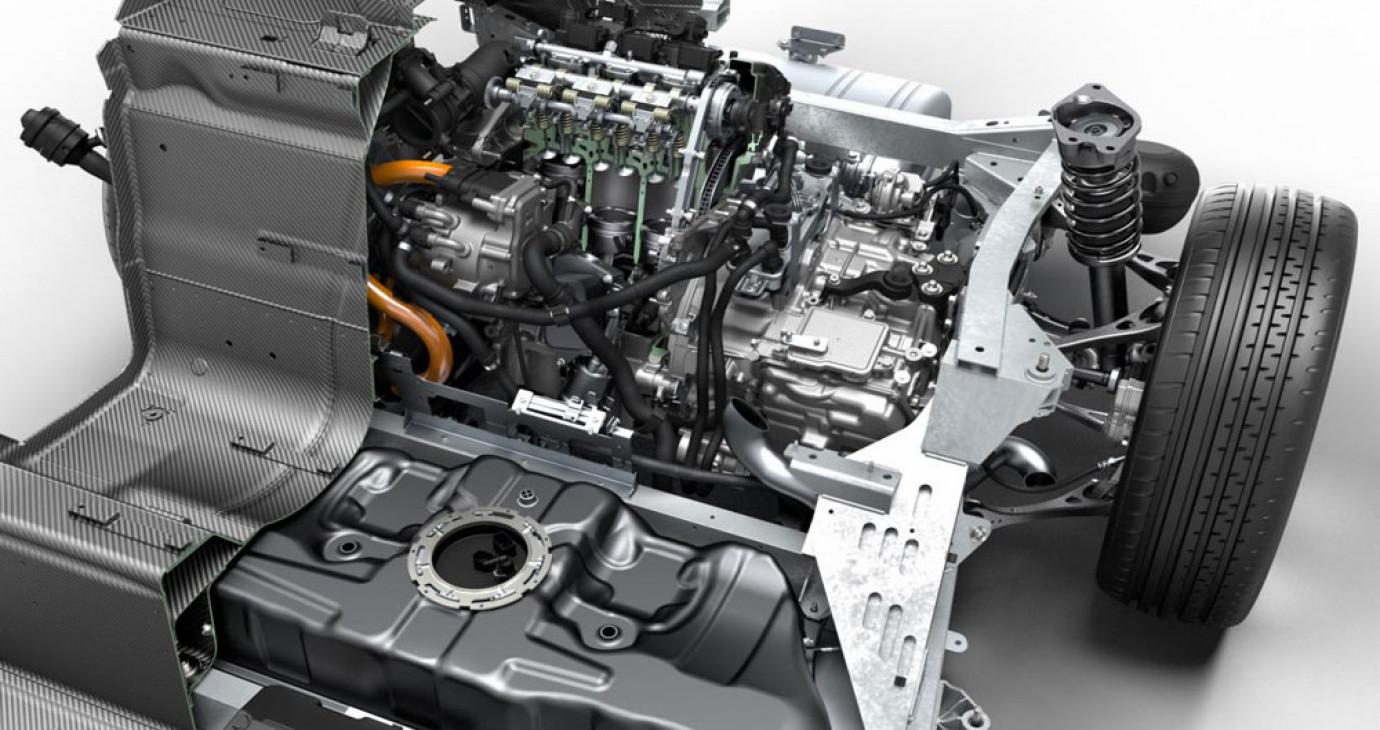 """BMW thống trị giải thưởng """"Động cơ quốc tế của năm"""""""