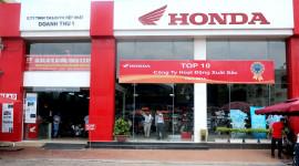 Nhận giải Top 10 Công ty xuất sắc nhất, Honda Doanh Thu tri ân khách hàng
