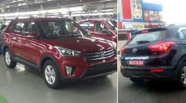 SUV cỡ nhỏ hoàn toàn mới của Hyundai bất ngờ lộ diện