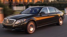 Mỗi tháng, 500 xe Mercedes-Maybach được bán tại Trung Quốc