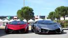 Cặp đôi Lamborghini Veneno siêu đắt hội ngộ