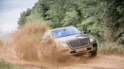 Bentley Bentayga thử làm chiến binh offroad