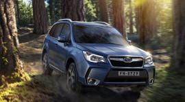 Subaru Forester – Niềm vui cho những chuyến dã ngoại cùng gia đình
