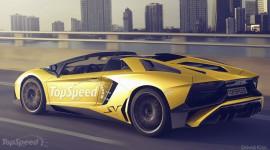 Lamborghini xác nhận sản xuất Aventador SV Roadster