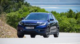 Chiêm ngưỡng vẻ đẹp Honda HR-V phiên bản châu Âu