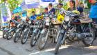 """""""Huyền thoại"""" Honda 67 đưa đón sĩ tử miễn phí tại Hà Nội"""